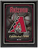 "Arizona Diamondbacks Team Logo Sublimated 10.5"" x 13"" Plaque - Fanatics Authentic Certified - MLB Team Plaques and Collages"