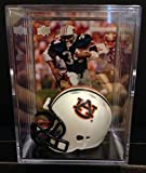 Auburn Tigers NCAA Helmet Shadowbox w/ Bo Jackson card