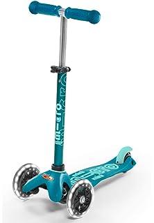 Amazon.com: Micro Mini Deluxe 3-Wheeled, Lean-to-Steer ...