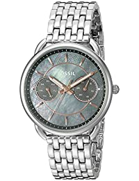 Fossil Women's Tailor-ES3911 Silver Watch