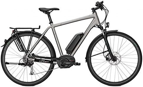 E-bike Bosch Kalkhoff Pro Connect B9 28 9 g 11 Ah/36 V/250 W Hombre en Plata Mate, color - silverm, tamaño 50: Amazon.es: Deportes y aire libre