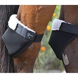 Intrepid International Hock Shield Protector, Horse