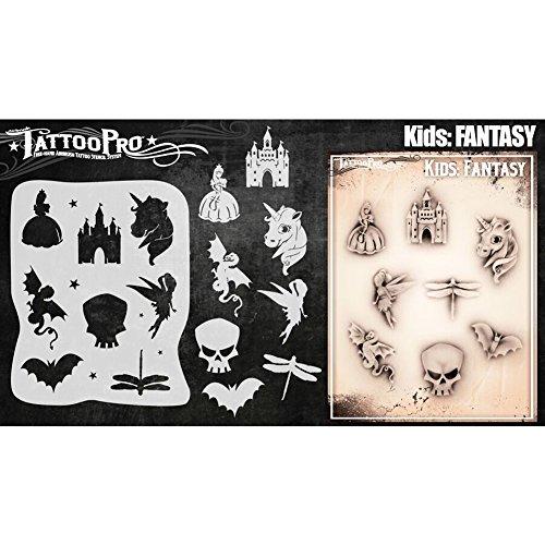 Tattoo Pro Kids Series - Fantasy