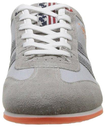 U.S.POLO ASSN. Denzel2 Canvas Grey, Men's Trainers Gris (Grey)
