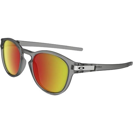 OAKLEY Ray-Ban 0OO9265 Gafas de sol, Aviador, 52, Matte Grey Ink