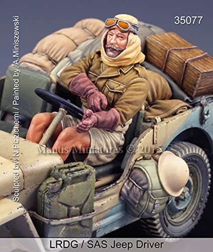 mantis-miniatures-135-lrdg-sas-jeep-driver-resin-figure-kit-35077