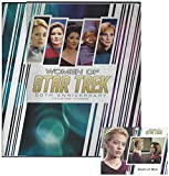 2017 Rittenhouse Women of Star Trek 50th Anniversary Official Binder (w/ exclusive promo card)