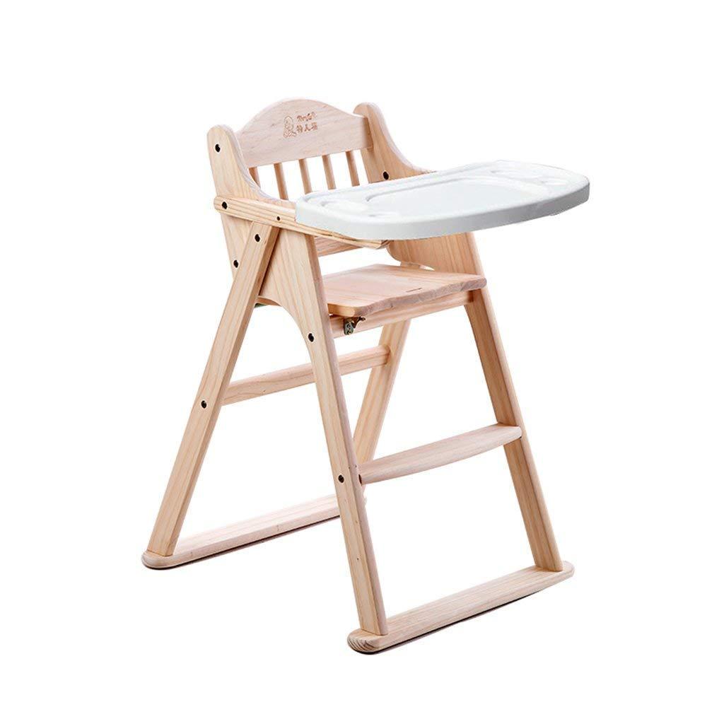 QTQZ Brisk – 家庭用フルソリッド木製チェア 変形可能 はしご 木製チェア 多機能折りたたみフリップ 4階段 ダブル使用 (カラー:ピンク) B07GKX5F3Q