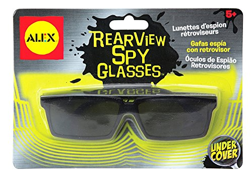 ALEX Toys Undercover Spy Case Detective Gear Set Rearview Spy Glasses, Great Value Kit!! by ALEX Toys (Image #1)