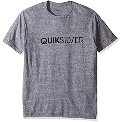 New Quiksilver Men's Frontline T-Shirt free shipping