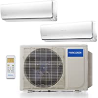 MRCOOL Olympus 36K BTU 2-Zone Ductless Mini-Split Heat Pump 18K+18K with 16 linesets