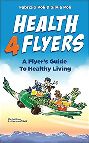 Book Health4Flyers: A Flyer's Guide to Healthy Living (1)
