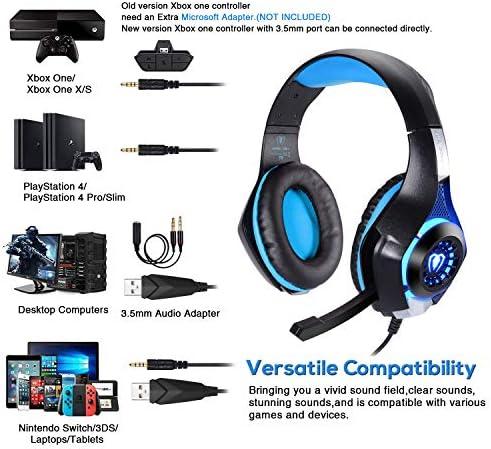 Amazon.com: BlueFire - Auriculares para juegos (0.138 in ...