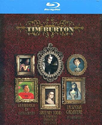 Tim Burton Collection [Italia] [Blu-ray]: Amazon.es: Helena Bonham ...