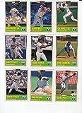Duracell Baseball Card Set