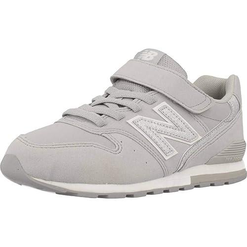 Zapatillas para niño, Color Gris, Marca NEW BALANCE, Modelo Zapatillas para Niño NEW BALANCE KV996 Guy Gris: Amazon.es: Zapatos y complementos