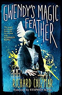 Book Cover: Gwendy's Magic Feather