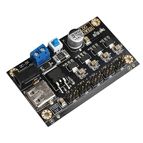 1.2a Regulated Power Supply - 7