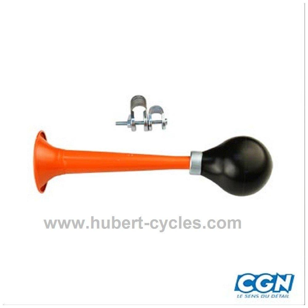 Cycles Hubert Timbre avisar a Trompe Naranja