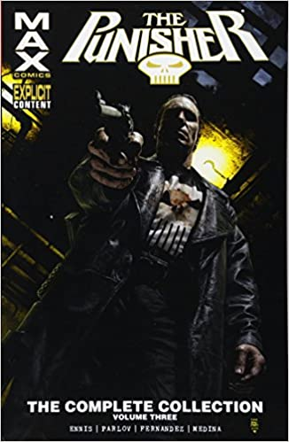 the punisher max vol 1
