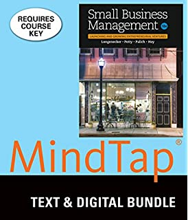 Small business management justin g longenecker j william petty bundle small business management launching growing entrepreneurial ventures loose leaf version fandeluxe Image collections