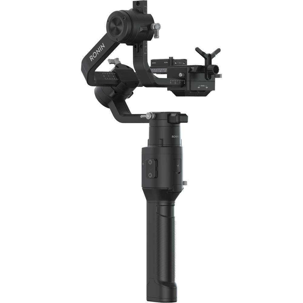 DJI Ronin-S Essentials Kit Handheld 3-Axis Gimbal Stabilizer with All-in-one Control for DSLR and Mirrorless Cameras Starters Bundle - CP.RN.00000033.01 by DJI (Image #3)