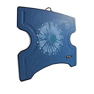 SANOXY SNX_1FN-LTCOL-15 Laptop Cooler, Blue, 15""