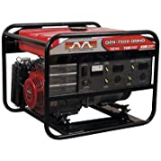 Bundle-27 7,500 Watt Gasoline Generator with Electric Start