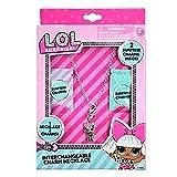 L.O.L. Surprise! Interchangeable Charm Necklace, Multicolor
