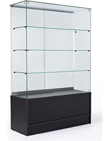 Display & Curio Cabinets | Amazon com