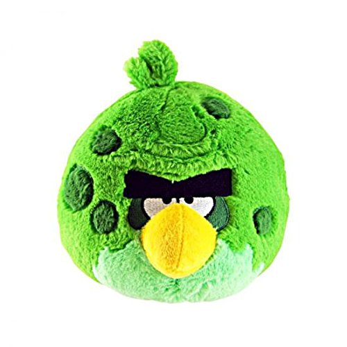 Angry Birds Space 5-Inch Green Bird with - Birds Toys Angry Space