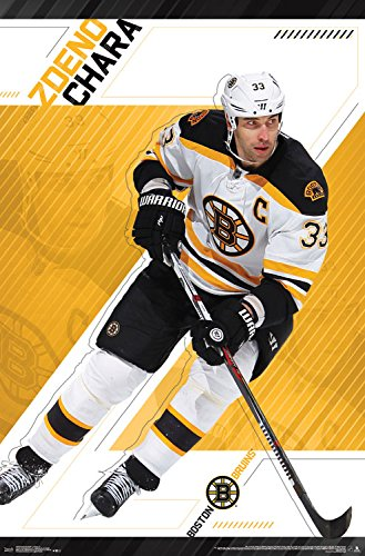 Trends International Boston Bruins Zdeno Chara Wall Poster