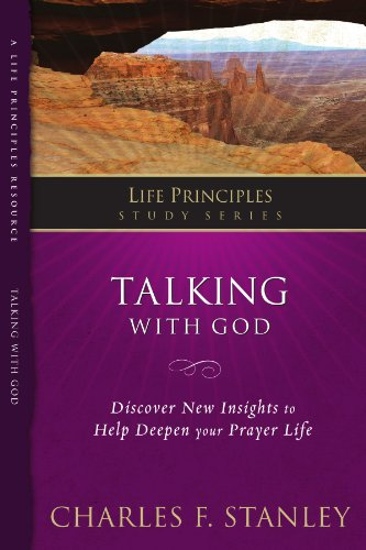 LPS: TALKING WITH GOD (Life Principles Study Series)