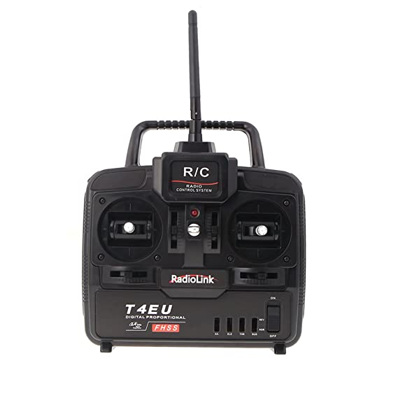 Amazon.com: evertrust (TM) RadioLink T4EU 2.4 G 4 CH Radio ...