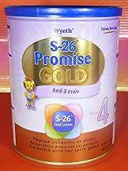 S26 Promise Gold 4 400Gr from 3 years old