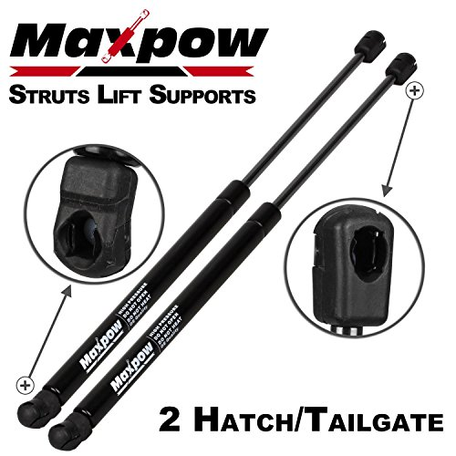 - Maxpow Compatible With Ford Freestyle 2006-2007 Tailgate Hatch Struts Lift Supports SG204065