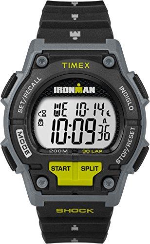 Timex Gents Ironman Alarm Chronograph Watch TW5M13800