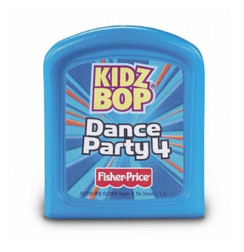 Fisher Price Star Station Dance Party #4 ROM Pack