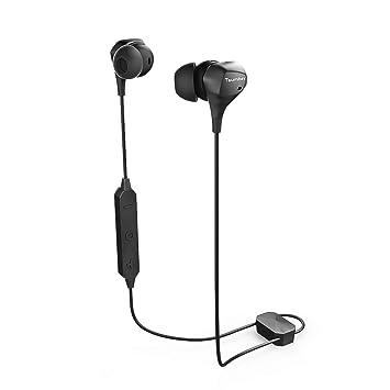 Auriculares Inalámbricos Bluetooth con Cancelación Activa del ruido exterior y micrófono incorporado Aislamiento acústico ANC,