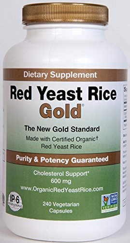 Cheap IP-6 International, Red Yeast Rice, Gold, 240 Veggie Caps