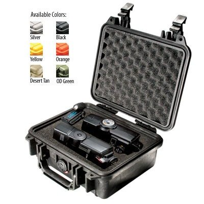 Pelican Case 1200 Black - Pelican Case Black 1200