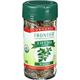 Frontier Herb Btl Thyme Leaf Whl Org