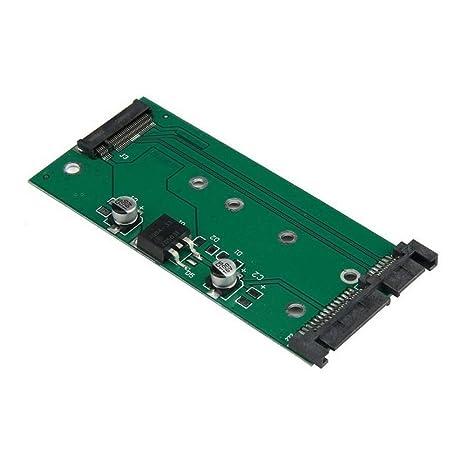 Adaptador Tarjeta SSD a SATA3 Convertidor Resistencia a los ...