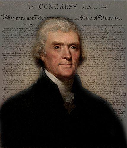 (President Thomas Jefferson Poster Thomas Jefferson Portrait)