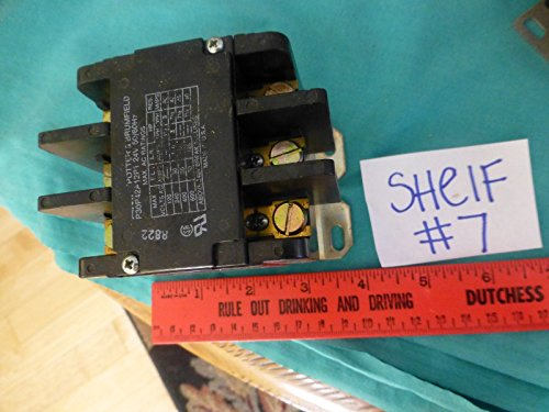 potter & brumfield p30p42a12p1 24v 50/60hz contactor from Generic