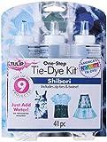 Tulip 38450 One-Step Tie Kit Fabric Dye, Shibori