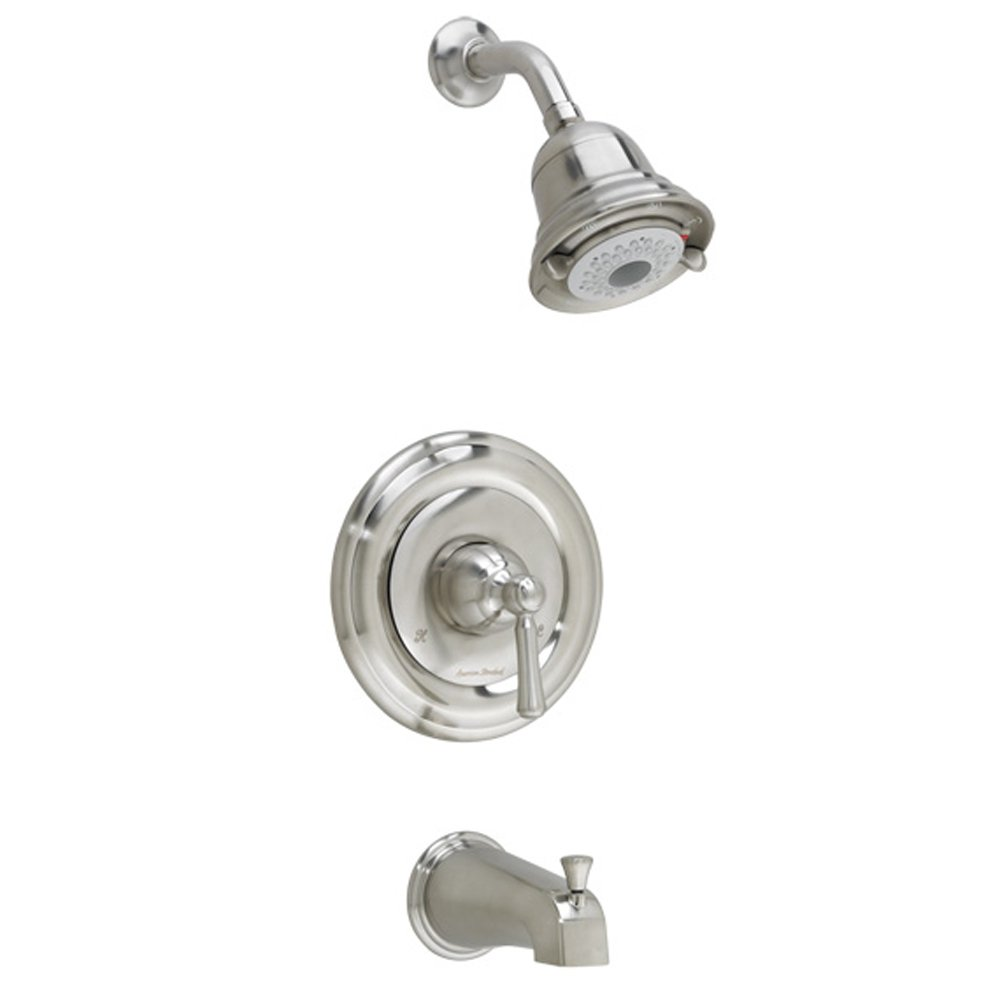 American Standard T420502.002 Portsmouth Bath and Shower Trim Kit ...