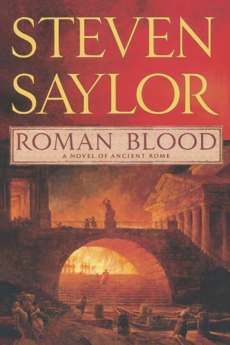 : Roman Blood: A Novel of Ancient Rome (Novels of Ancient Rome)
