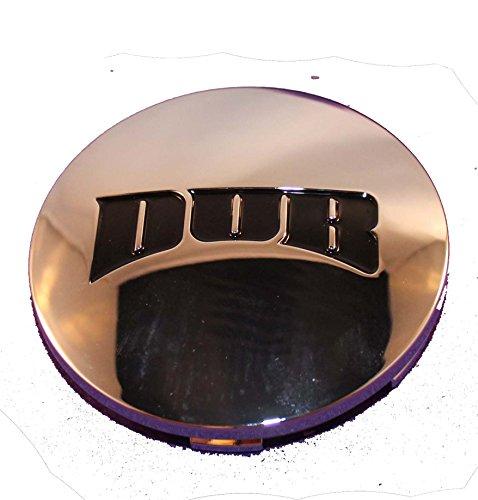 Dub Wheels 1001-09 7810-16 Custom Center Cap Chrome (Set of 4) (09 Center)