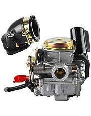 Carburateur Roller Carburateur en aanzuigaansluiting voor motorfiets